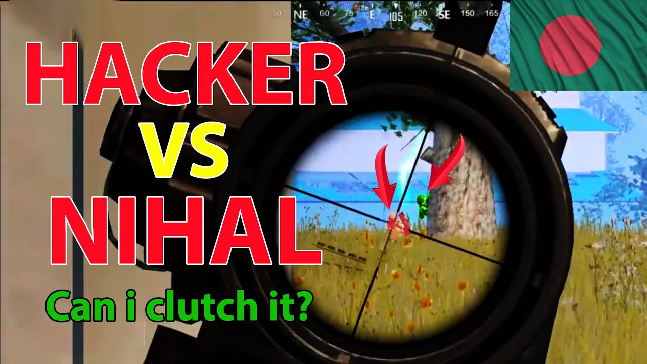 Can I Clutch Against HACKER? Impossible Ending | PUBG Mobile