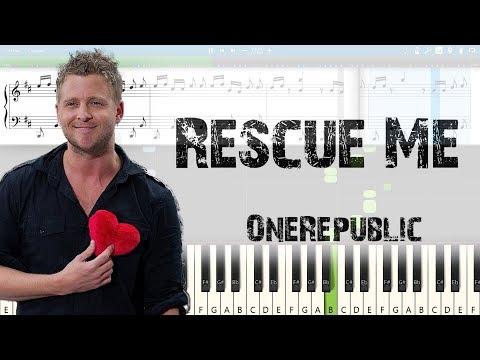 Rescue Me Onerepublic Chords