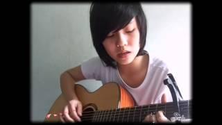Guitar cover Anh rất yêu em - Minh Vương by Trinh Maruko