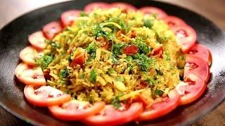 Tawa Pulao Recipe | Mumbai Street Food Recipe | The Bombay Chef - Varun Inamdar