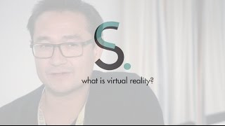 what is virtual reality? - Max Rheiner