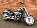 2018 Harley Davidson Milwaukee Eight Fat Boy. Brand new For Sale. #25275