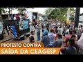 Protesto contra a saída da Ceagesp da Vila Leopoldina