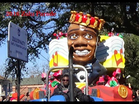 2016 Zulu Parade