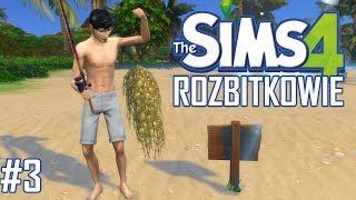 DROBNE NIESMACZKI | Rozbitkowie #3 | The Sims 4
