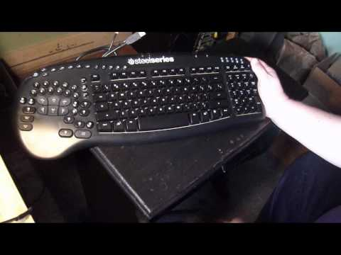 Product Showcase SteelSeries Merc Stealth Gaming Keyboard