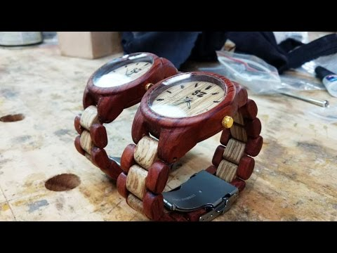 Wooden Watches | Forth Anniversary Special Edition
