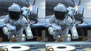 Call of Duty Ghosts: PS4 vs. PC Comparison