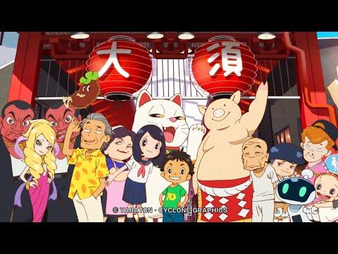Okko's Inn's Michiya Katō Directs Yabaton Tonkatsu Shop Anime Short