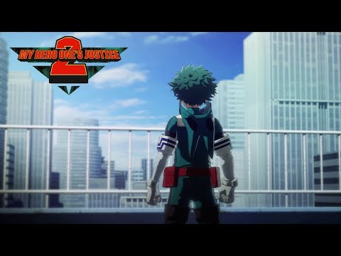 My Hero One's Justice 2 - Release Date Trailer - PS4/XB1/PC/Switch