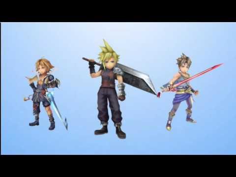 Final Fantasy Explorers Gameplay Details (Nintendo Direct 11.12.15)