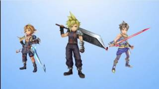 Final Fantasy Explorers Gameplay Details (Nintendo Direct 11.12.15)