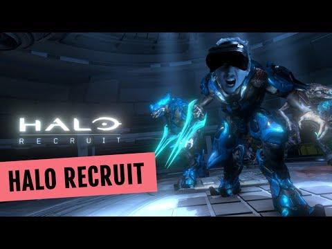 Halo Recruit für Windows Mixed Reality ausprobiert
