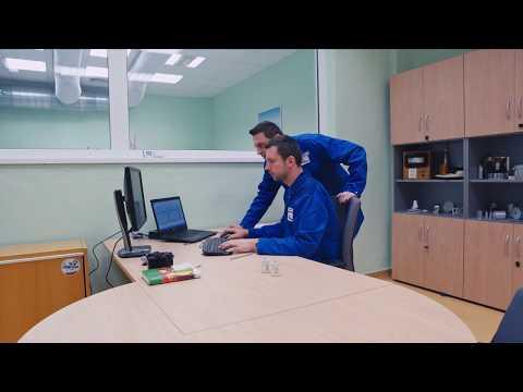 We are Tervakoski Film: Martin, Lab. Engineer