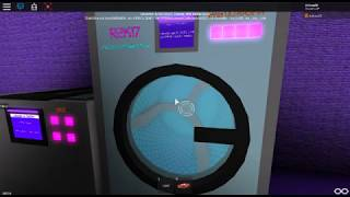 ROBLOX: Washing Machine Terminal Spin 10000 RPM