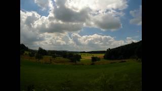Timelaps uitzicht camping Hammelbach