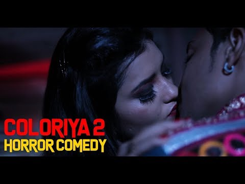 Best Gujarati Short Film | COLORIYA 2 | THE DESI ILLUSION | Navratri Special thumbnail