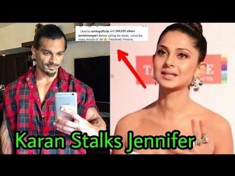 Jennifer Winget's Maya of Beyhadh ex hubby Karan Singh Grover Stalks her on Social MediaShocking