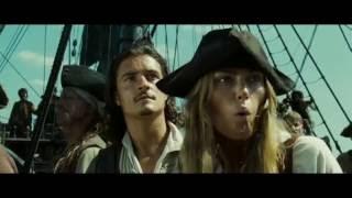 Фильм Пираты Карибского моря: Сундук мертвеца за минуту