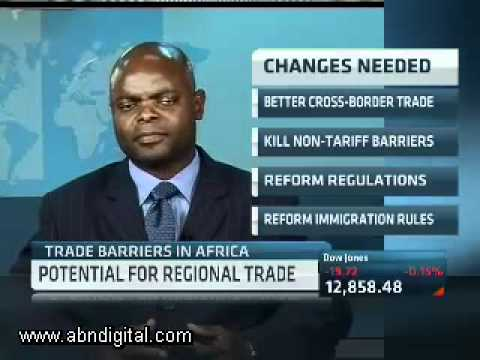 African Trade Barriers with Fred Mweni