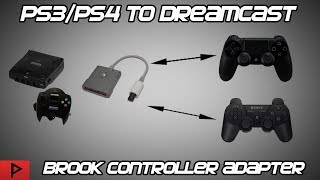 Brook Super Converter: PS3/PS4 to Dreamcast Adapter Overview (2019)