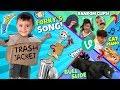 Gambar cover FORKY'S TRASH JACKET SONG 🎵 FUNnel VINES? FV Family Random Clips