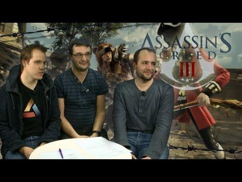 Défi spécial Assassin's Creed 3 : Des lecteurs affrontent des développeurs d'Ubisoft Annecy