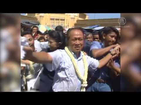 柬埔寨拉那列亲王车祸重伤 夫人遇难