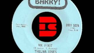 Thelma Jones - Mr Fix It: Northern Soul: Hammond Funk
