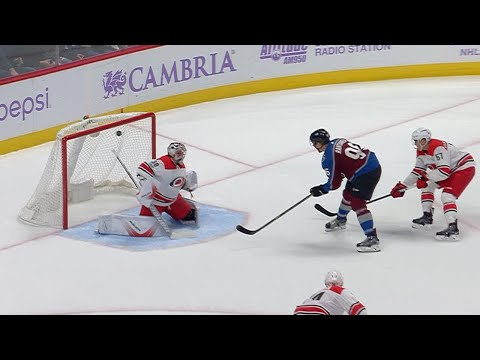 11/02/17 Condensed Game: Hurricanes @ Avalanche