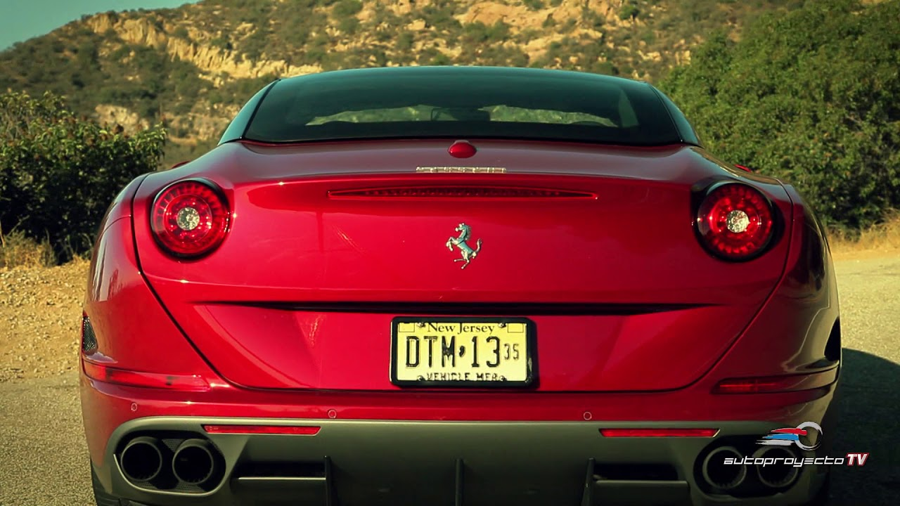Ferrari California T Handling Speciale 2017 - YouTube