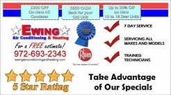AC Repair Grand Prairie Texas, Air Conditioning Service Grand Prairie TX | Ewing Air Conditioning