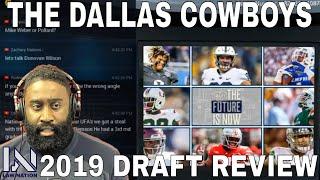 The Dallas Cowboys 2019 Draft Pick Review 📝