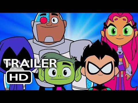 Download Youtube: Teen Titans Go! To the Movies Official Trailer #1 (2018) DC Animated Superhero Movie HD
