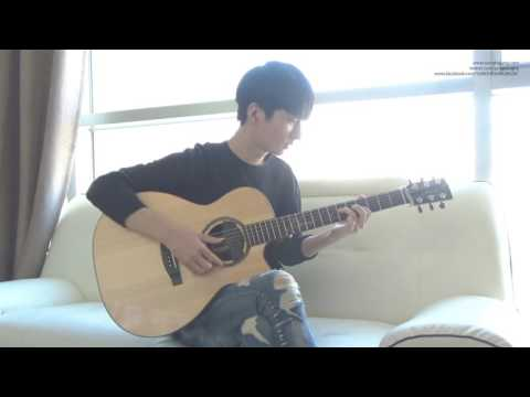 (Sam Smith) I'm Not The Only One -  Sungha Jung