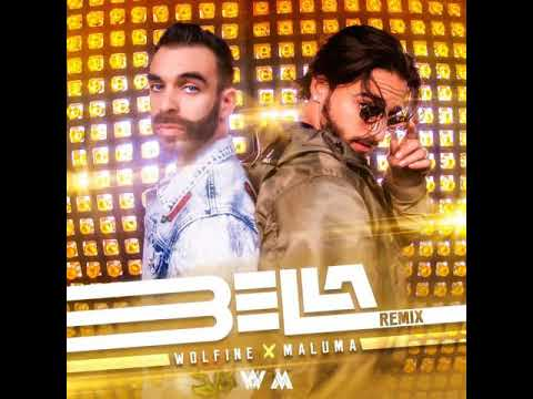 Wolfine Ft. Maluma - Bella 🍷