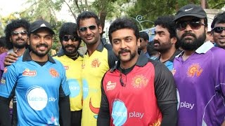 Disappointing moments during Nadigar Sangam Cricket