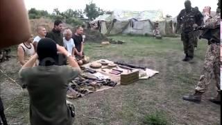Пленные ополченцы у ВСУ Украина АТО Новости