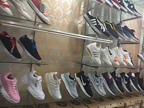 Jual sepatu cowok dan cewek di pasar baru bandung