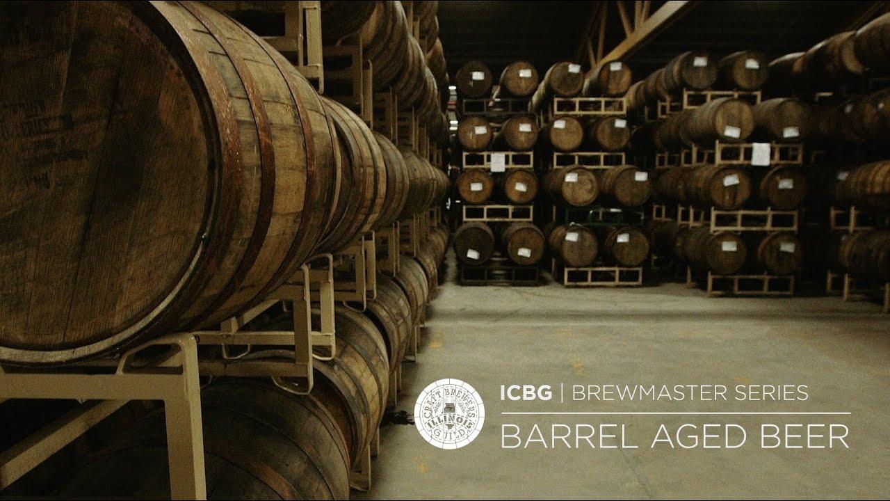 ICBG Brewmaster Series - Barrel Aged Beer