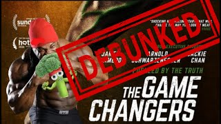 """ The Game Changers"" Netflix Documentary Explained MY RANT!!!"