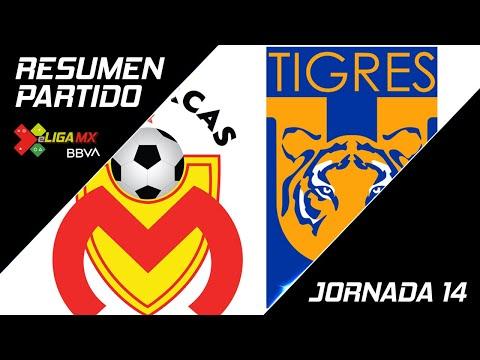 Resumen   Morelia 1 - 5 Tigres UANL   eLiga MX - Clausura 2020 - Jornada 14   LIGA BBVA MX