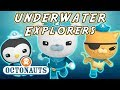Octonauts - Underwater Explorers | Cartoons for Kids | Underwater Sea Education