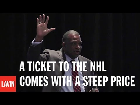 Karl Subban: A Ticket to the NHL Comes with a Steep Price