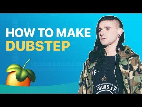 How To Make DUBSTEP  FL Studio Tutorial