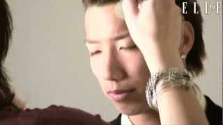 サッカーの大津祐樹選手が『エル・ジャポン』に登場!【完全版】