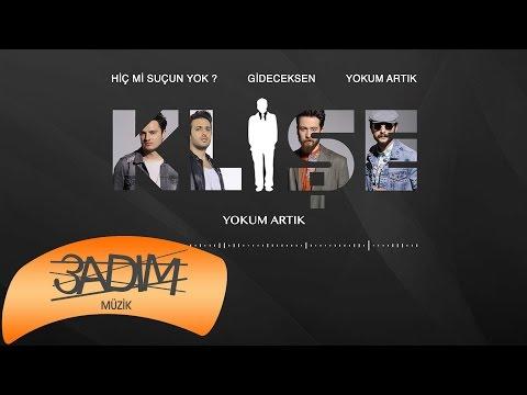 Klişe - Yokum Artık (Official Lyric Video)