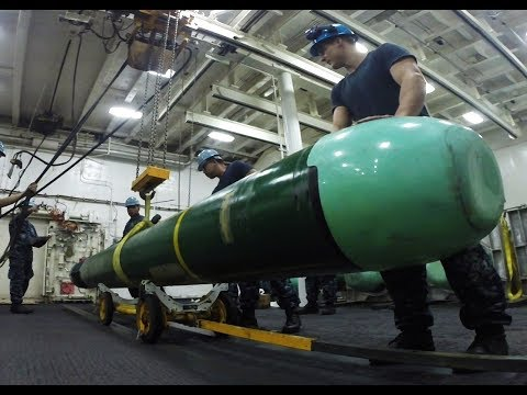 US Approves Sale of Advanced Torpedoes to Taiwan