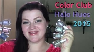 Color Club Halo Hues 2015 | Live Application