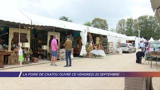 Yvelines | LA FOIRE DE CHATOU OUVRE CE VENDREDI 25 SEPTEMBRE